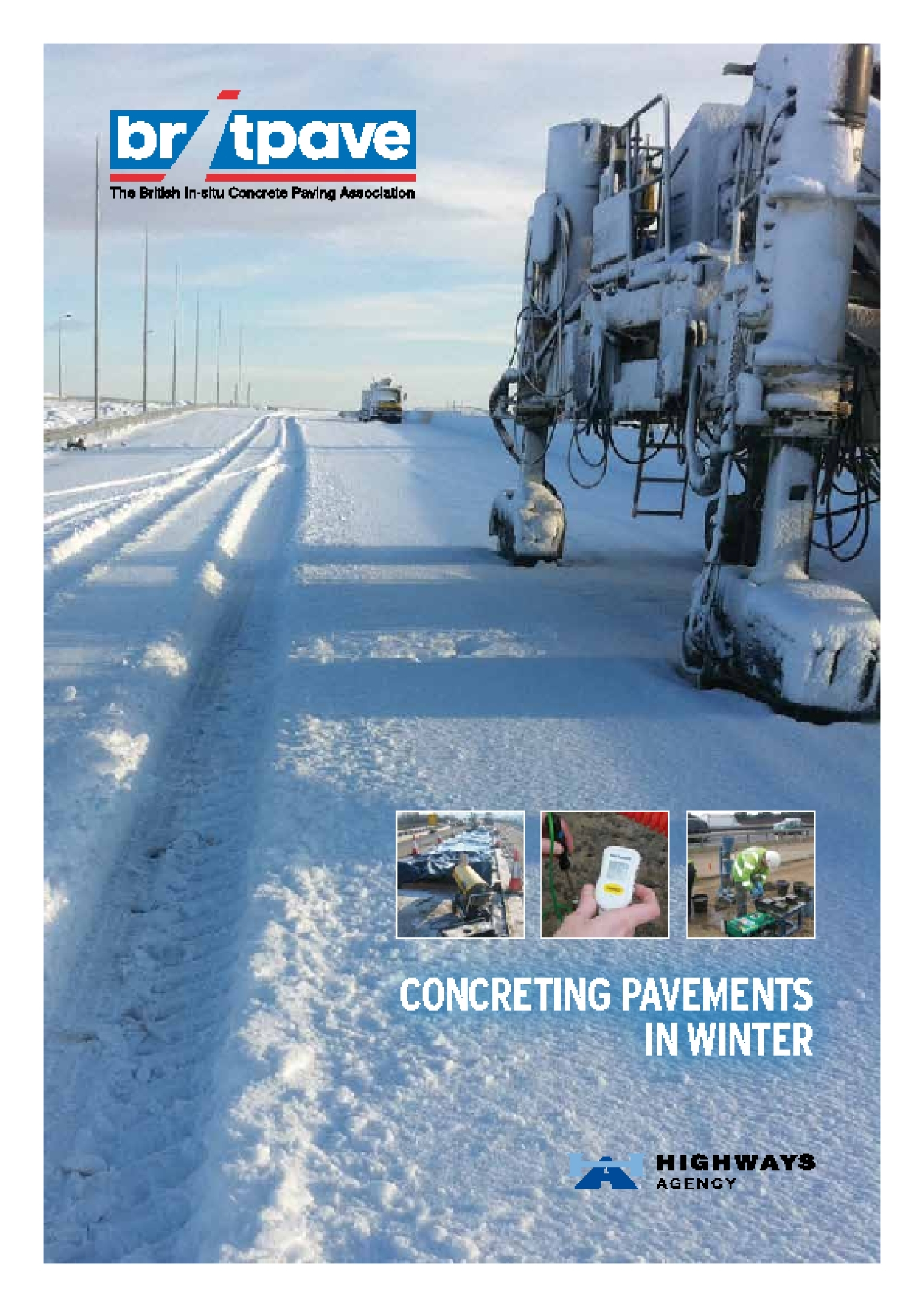 Picture of Concreting pavements in winter
