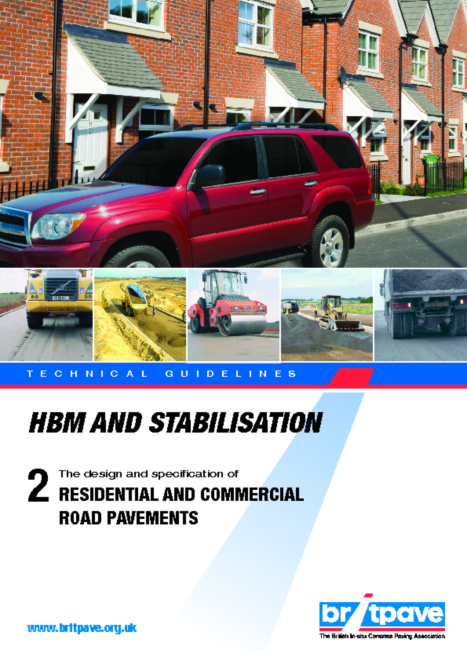 Picture of HBM and Stabilisation 2 - Residential and Commercial Road Pavements