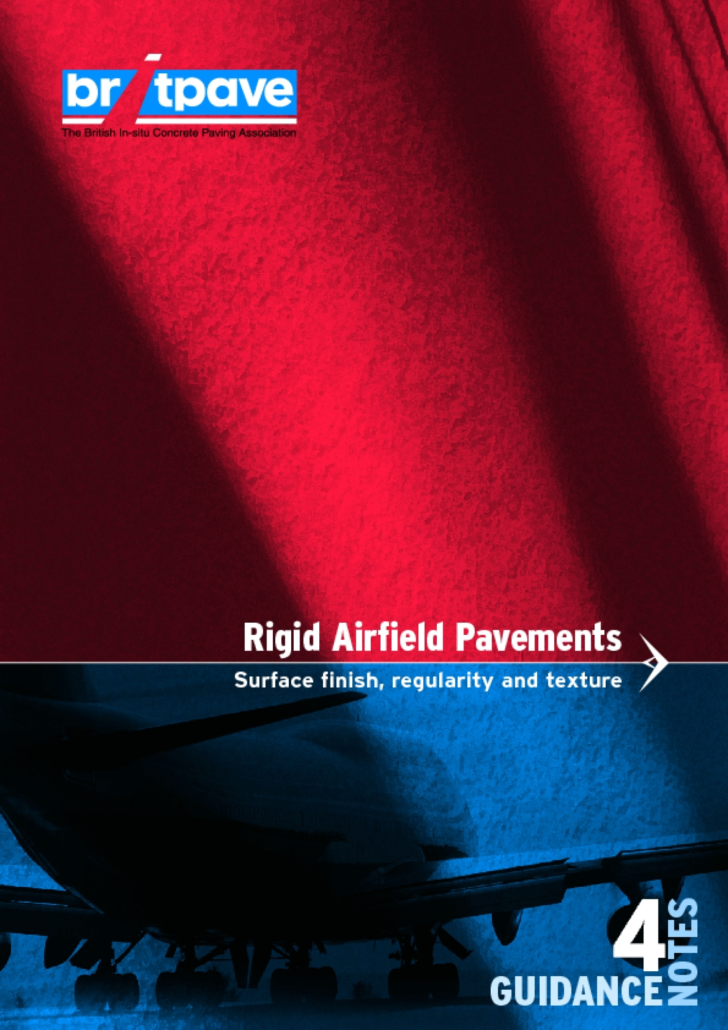 Picture of Airfield Pavements - Guidance Notes 4