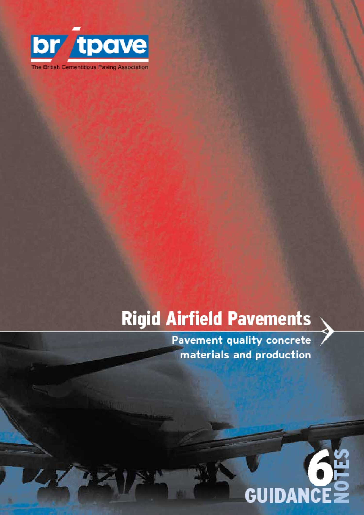 Picture of Airfield Pavements - Guidance Notes 6