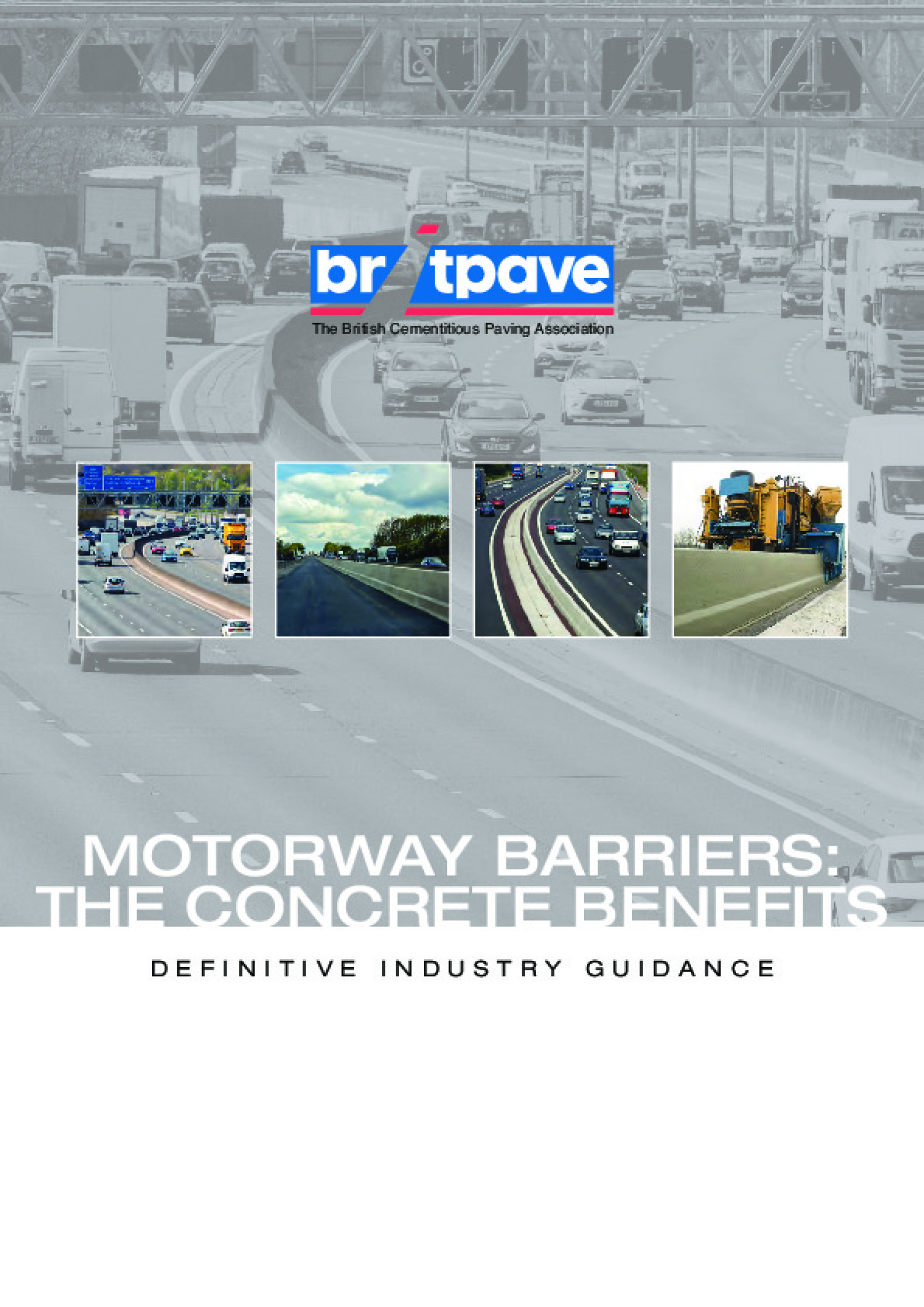 Picture of Motorway barriers: the concrete benefits