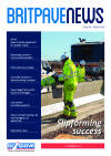Click to enlarge picture of Britpave Newsletter Archive