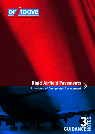 Picture of Airfield Pavements - Guidance Notes 3