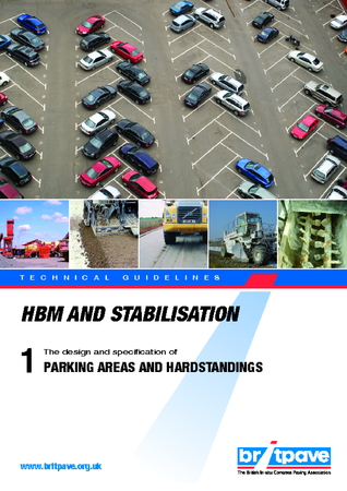 Picture of HBM and Stabilisation 1 - Parking Areas and Hardstandings