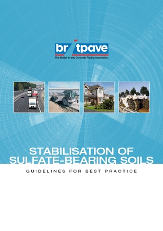 Picture of Guidelines for stabilisation of sulfate-bearing soils - New Edition