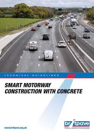 Picture of Smart Motorway Construction with Concrete