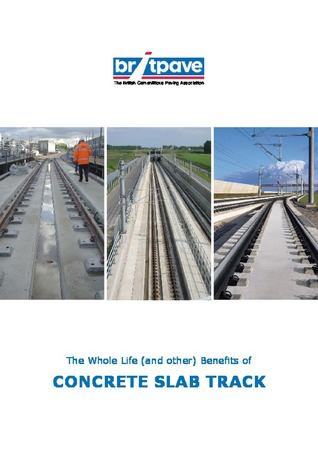 Picture of Concrete Slab Track