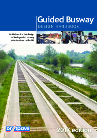 Picture of Guided Busway Design Handbook